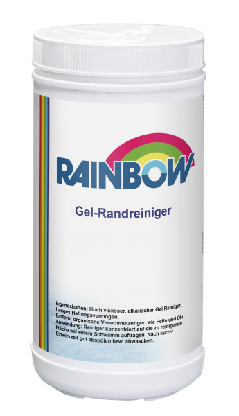 Rainbow Gel-Randreiniger