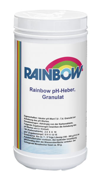 Rainbow pH-Plus