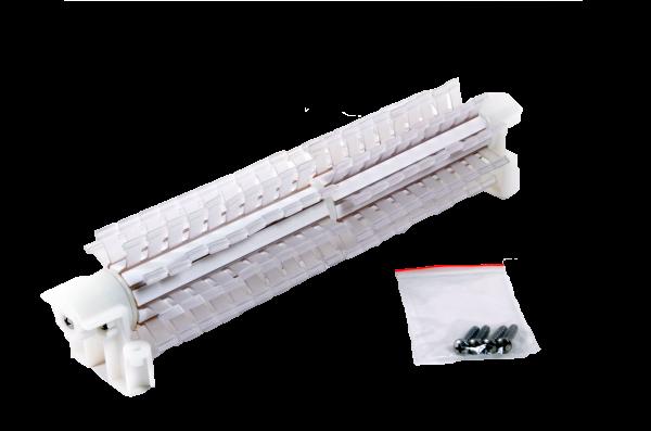Reinigungsbürste kompl. für Dolphin BIO, F50, F60, M400, M500(Activ-Brush)