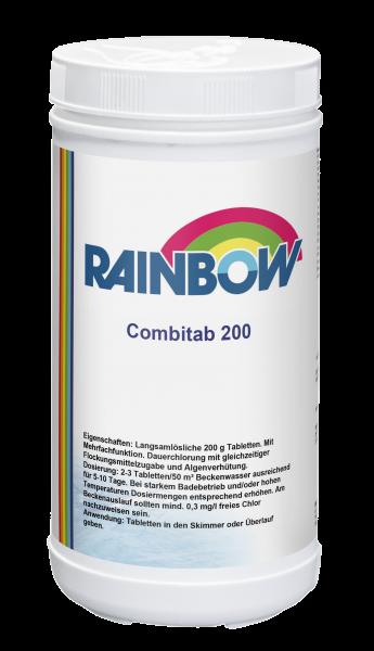Rainbow Combi-Tab (200g-Tabletten)